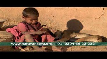 Narayan Seva Sansthan TV Spot, 'Help' - Thumbnail 1