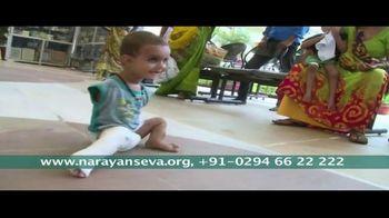 Narayan Seva Sansthan TV Spot, 'Help' - Thumbnail 2