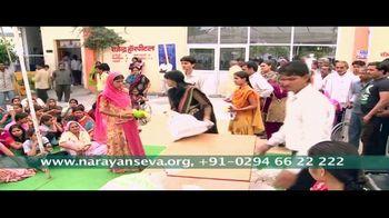 Narayan Seva Sansthan TV Spot, 'Help' - Thumbnail 3