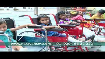 Narayan Seva Sansthan TV Spot, 'Help'
