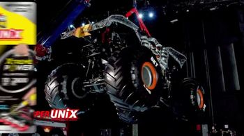 Super Unix TV Spot, 'Monster Jam Test Grounds' - Thumbnail 10