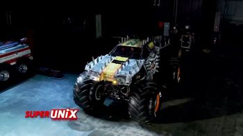 Super Unix TV Spot, 'Monster Jam Test Grounds' - Thumbnail 5