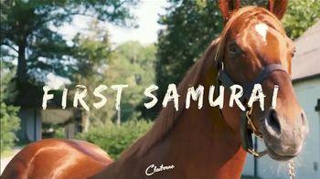 Claiborne Farm TV Spot, 'First Samurai: Four Millionaires' - Thumbnail 2