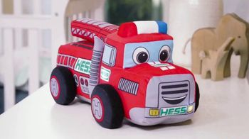 My First Hess Truck TV Spot, 'Easter: The First-Ever Plush Toy Truck From Hess!'
