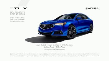 2020 Acura TLX TV Spot, 'By Design: City' Song by The Ides of March [T2] - Thumbnail 9