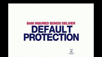 Build America Mutual Insured Municipal Bonds TV Spot 'Certainty in Unpredictable Markets' - Thumbnail 4
