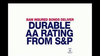 Build America Mutual Insured Municipal Bonds TV Spot 'Certainty in Unpredictable Markets' - Thumbnail 5
