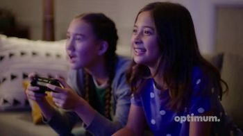 Optimum TV Spot, 'Keeping You Connected'