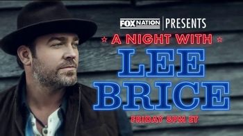 FOX Nation TV Spot, 'A Night With Lee Brice' - Thumbnail 6