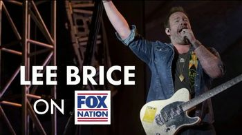 FOX Nation TV Spot, 'A Night With Lee Brice' - Thumbnail 1