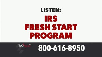 Tax Relief 123 TV Spot, 'IRS Nightmare'