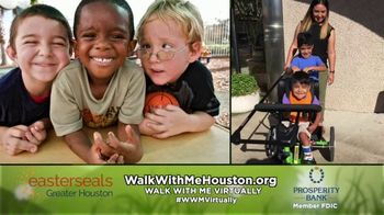 Easterseals TV Spot, 'Walk With Me Virtually'