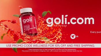 Goli Nutrition TV Spot, 'Meet the World's First: 10 Percent Off' - Thumbnail 8