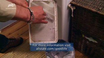 Allstate TV Spot, 'Tip Nine: Appliances' Featuring Pete Nelson - Thumbnail 9