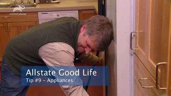 Allstate TV Spot, 'Tip Nine: Appliances' Featuring Pete Nelson - Thumbnail 1