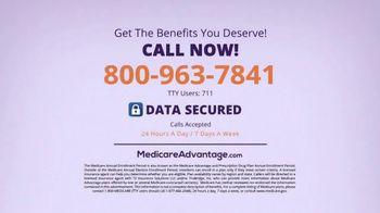 MedicareAdvantage.com TV Spot, 'Additional Benefits You Deserve' - Thumbnail 9