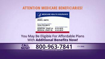 MedicareAdvantage.com TV Spot, 'Additional Benefits You Deserve' - Thumbnail 1
