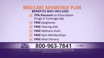 MedicareAdvantage.com TV Spot, 'Additional Benefits You Deserve' - Thumbnail 2
