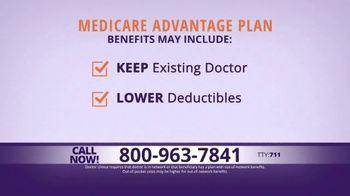 MedicareAdvantage.com TV Spot, 'Additional Benefits You Deserve' - Thumbnail 4