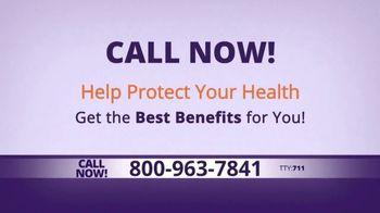 MedicareAdvantage.com TV Spot, 'Additional Benefits You Deserve' - Thumbnail 6
