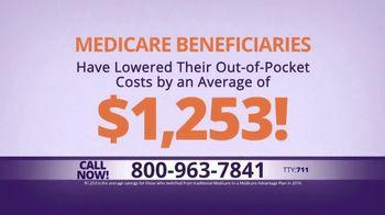 MedicareAdvantage.com TV Spot, 'Additional Benefits You Deserve' - Thumbnail 8
