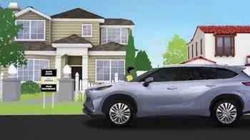 Toyota Highlander TV Spot, 'Modern Family: Thank You' [T1] - 2 commercial airings