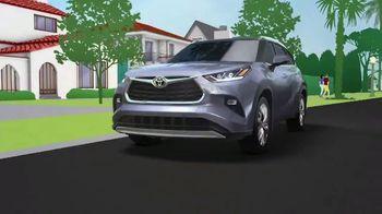 Toyota Highlander TV Spot, 'Modern Family: Thank You' [T1] - Thumbnail 1