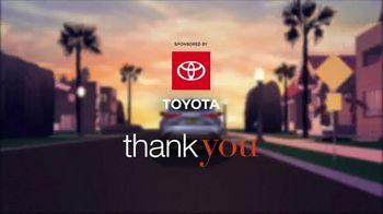 Toyota Highlander TV Spot, 'Modern Family: Thank You' [T1] - Thumbnail 10