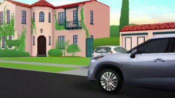 Toyota Highlander TV Spot, 'Modern Family: Thank You' [T1] - Thumbnail 4