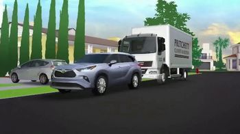 Toyota Highlander TV Spot, 'Modern Family: Thank You' [T1] - Thumbnail 5