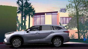 Toyota Highlander TV Spot, 'Modern Family: Thank You' [T1] - Thumbnail 6