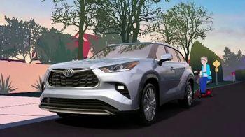 Toyota Highlander TV Spot, 'Modern Family: Thank You' [T1] - Thumbnail 7