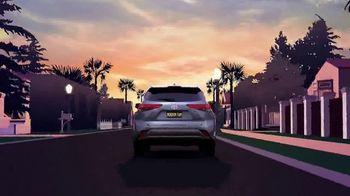 Toyota Highlander TV Spot, 'Modern Family: Thank You' [T1] - Thumbnail 9
