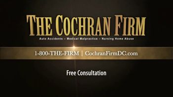 The Cochran Law Firm TV Spot, 'Still Open' - Thumbnail 8