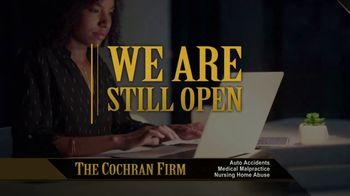 The Cochran Law Firm TV Spot, 'Still Open' - Thumbnail 2