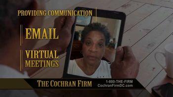 The Cochran Law Firm TV Spot, 'Still Open' - Thumbnail 5