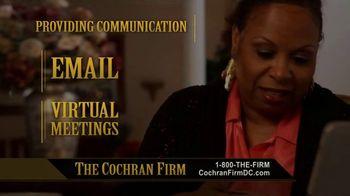 The Cochran Law Firm TV Spot, 'Still Open' - Thumbnail 6