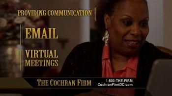 The Cochran Law Firm TV Spot, 'Still Open' - Thumbnail 7