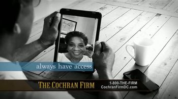 The Cochran Law Firm TV Spot, 'Challenging Times' - Thumbnail 9