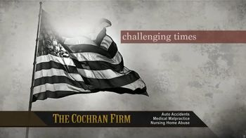 The Cochran Law Firm TV Spot, 'Challenging Times' - Thumbnail 1