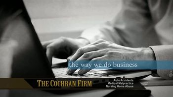 The Cochran Law Firm TV Spot, 'Challenging Times' - Thumbnail 2