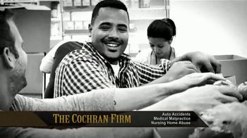 The Cochran Law Firm TV Spot, 'Challenging Times' - Thumbnail 3