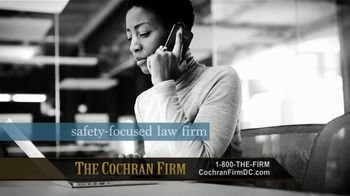 The Cochran Law Firm TV Spot, 'Challenging Times' - Thumbnail 5