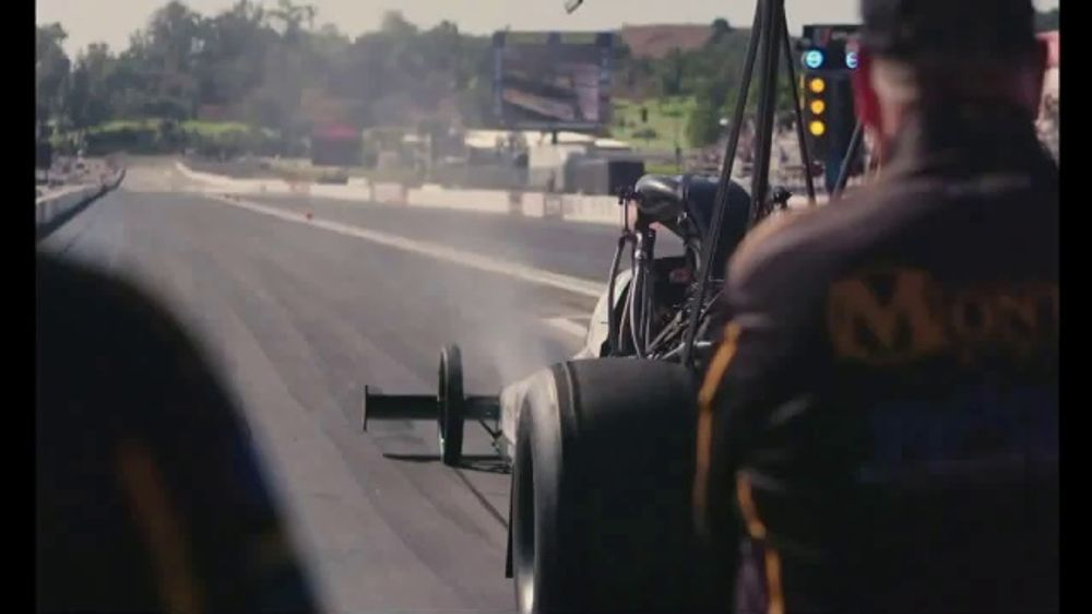 NHRA National Dragster TV Commercial, 'Multimedia Experience'