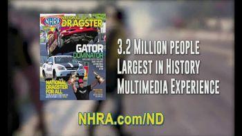 NHRA National Dragster TV Spot, 'Multimedia Experience' - Thumbnail 10