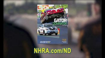 NHRA National Dragster TV Spot, 'Multimedia Experience' - Thumbnail 2
