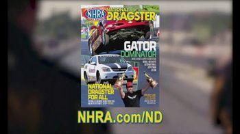 NHRA National Dragster TV Spot, 'Multimedia Experience' - Thumbnail 3