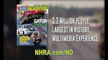 NHRA National Dragster TV Spot, 'Multimedia Experience' - Thumbnail 4