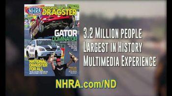 NHRA National Dragster TV Spot, 'Multimedia Experience' - Thumbnail 5
