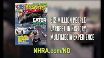 NHRA National Dragster TV Spot, 'Multimedia Experience' - Thumbnail 6